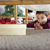 Searching for Christmas. Photo by McIninch, Thinkstock.
