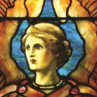 "Pictures of Angels with Wings: Louis Comfort Tiffany, ""In Company with Angels"""