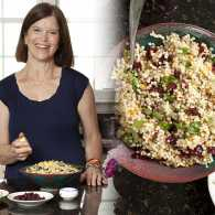 Elinor Griffith's Cranberry Couscous Salad