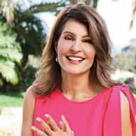 Nia Vardalos shares her positive thinking tip.