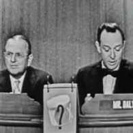 """Dr. Norman Vincent Peale on """"What's My Line?"""""""