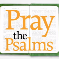 Pray the Psalms - Psalm 88