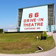 Drive-In Movie Theaters: Cinema Under the Stars