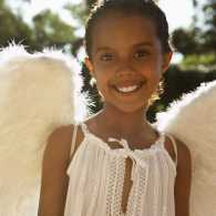 Celebrate National be an Angel Day