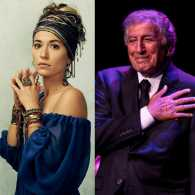 Grammy Award nominees Lauren Daigle, Tony Bennett and Jason Crabb
