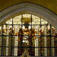 Church of the Flagellation, the first of the Stations of the Cross