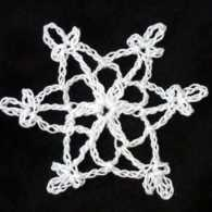 Guideposts: Teresa Richardson's crocheted snowflake