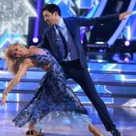 Drew Scott and Emma Slater on Dancing With The Stars