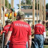 Community Builds Village for Homeless Veterans