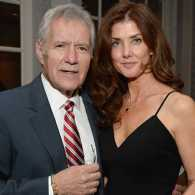 Alex Trebek and wife, Jean Trebek