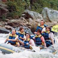 Guideposts: Rose Burns on her inspiring rafting adventure