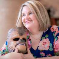 Candace Payne, the mom who became an internet sensation thanks to a Chewbacca mask
