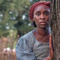 Cynthia Erivo In the movie Harriet, about Harriet Tubman