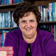 Author and former judge Debra H. Goldstein