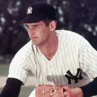 Former major league pitcher Don Larsen