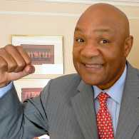 Businessman and former heavyweight champ George Foreman