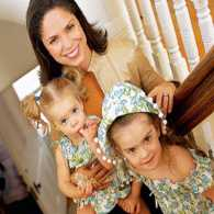 Soledad O'Brien and her Children