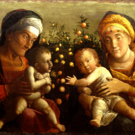 Andrea Mantegna (Isola di Carturo, circa 1431 Holy Family and Family of John the Baptist