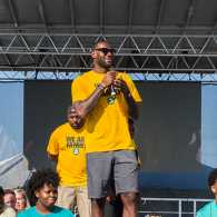 LeBron James Helps Ohio Parents Earn GEDs