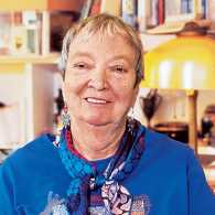 Author Madeleine L'Engle