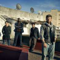 """The cast of NBCs """"The Brave"""""""