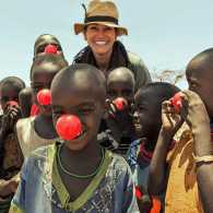 Julia Roberts Red Nose Day