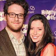 Hilarity for Charity: Seth Rogen, Lauren Miller Work to Assist Alzheimers Caregivers
