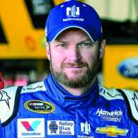 professional race car driver Dale Earnhardt Jr.