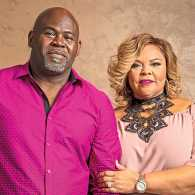 Grammy-winner Tamela Mann and husband David