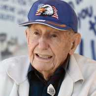World War II veteran Wally Richardson