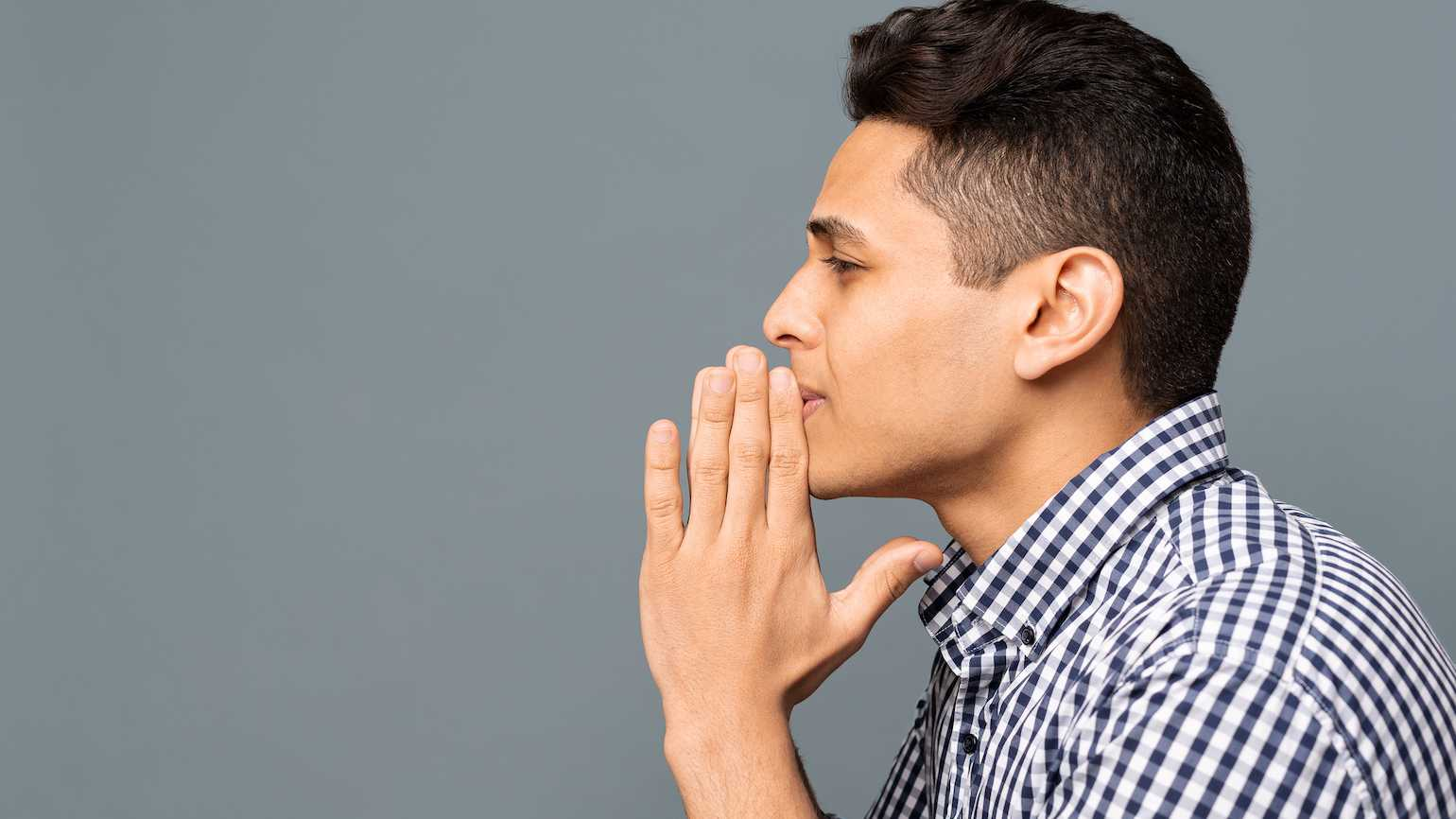 How to pray through big changes in life