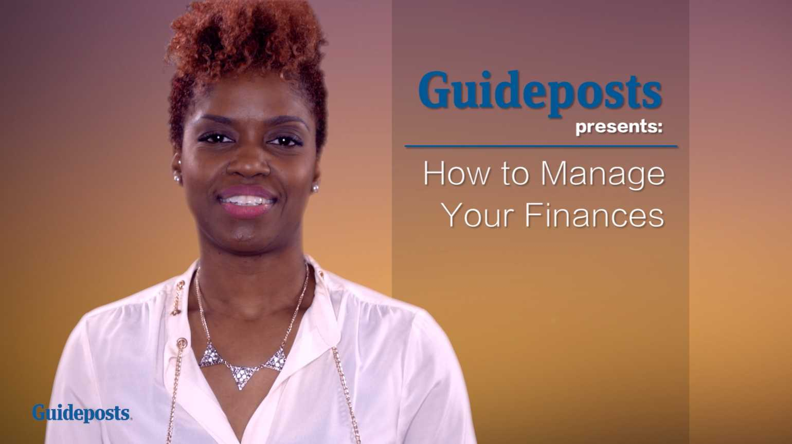 Ty'Ann Brown discusses tips on persevering through financial difficulties.