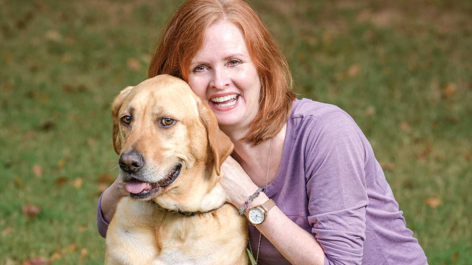 Julie and laid-back, loyal Clyde.