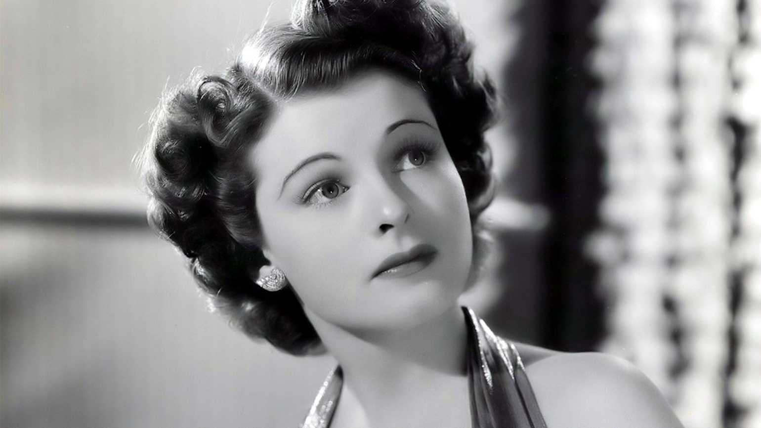 Actress Ruth Hussey