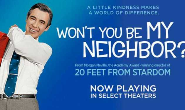 Wont You Be My Neighbor? Poster