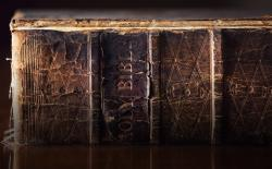 An old Bible. Thinkstock.