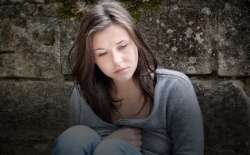 Teen girl feeling snubbed. Photo 123RF(r)