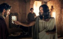 Juan Pablo Di Pace in The Bible Continues