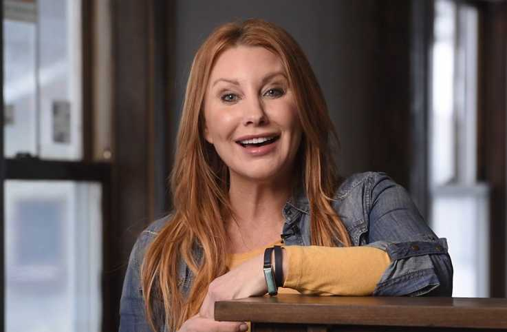 TV personality and home improvement expert Amy Matthews