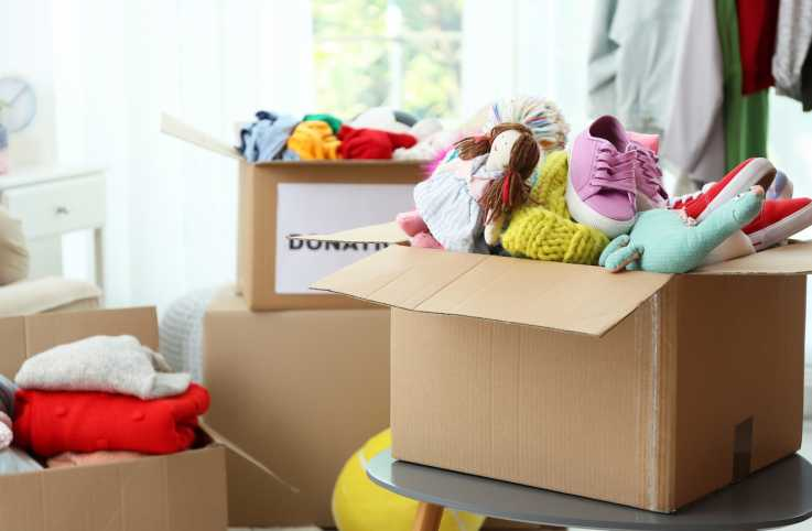 Decluttering for love