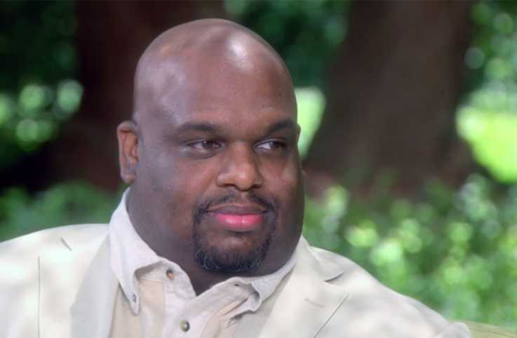 Pastor John Gray of Lakewood Church in Houston, Texas