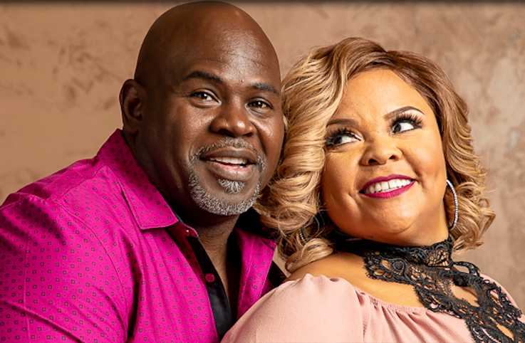 David and Tamela Mann