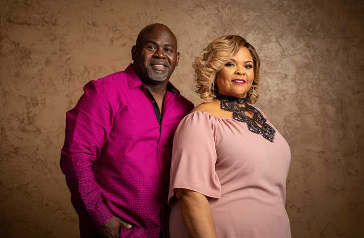At Home and On the Road with Tamela and David Mann
