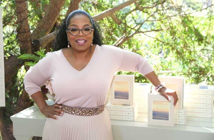 Oprah Winfrey Gospel Brunch