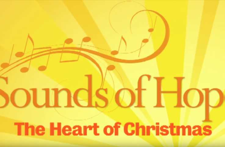 "Sounds of Hope: Matthew West ""The Heart of Christmas"""