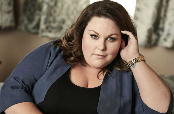 This Is Us actress Chrissy Metz