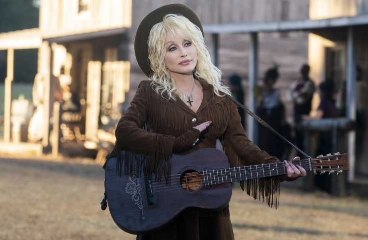 Dolly Parton in 'Heartstrings'
