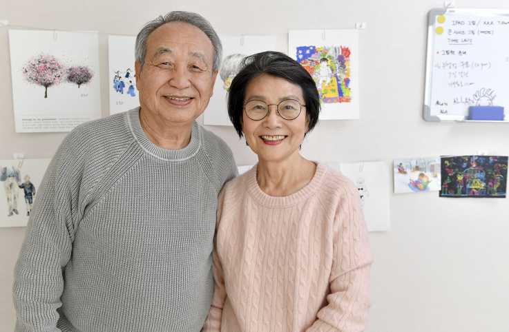 Grandfather's Instagram Art Helps Him Stay Connected to His Family