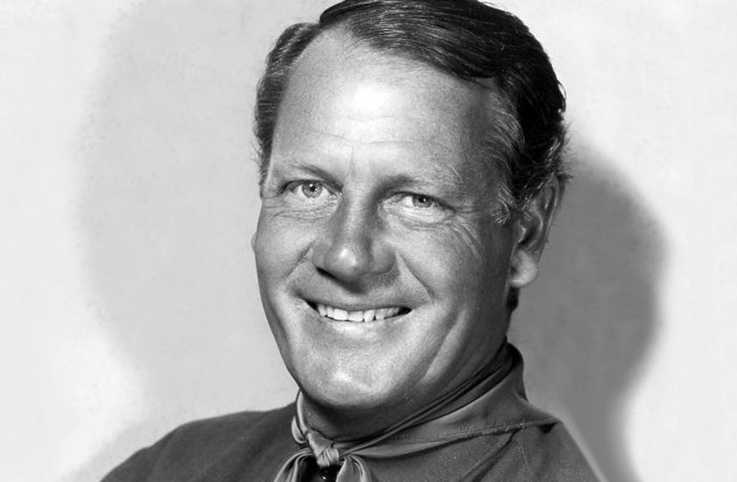 Actor Joel McCrea