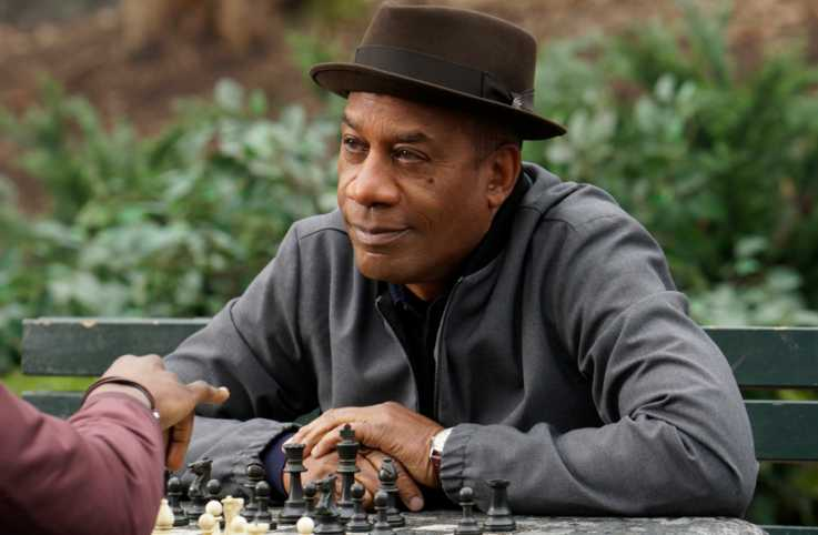 "Joe Morton in ""God Friended Me"""